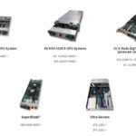 Supermicro Liquid Cooling Products
