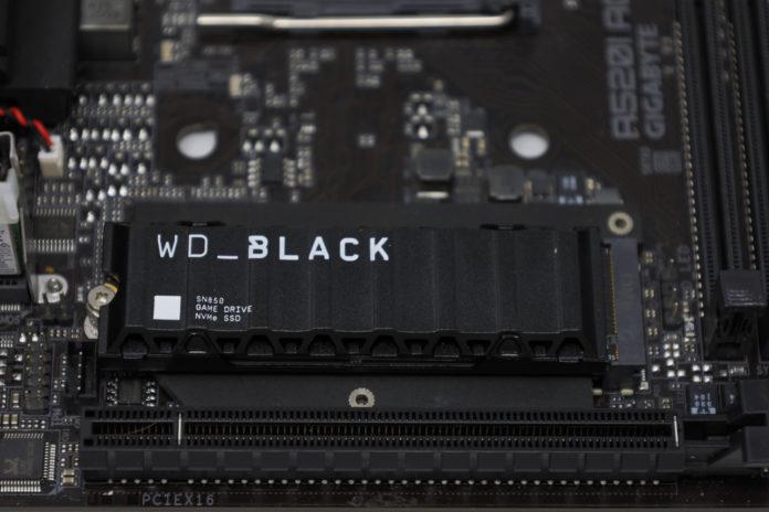 WD Black SN850 1TB