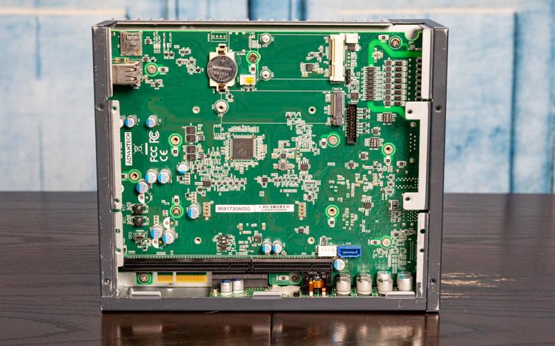 Advantech MIC 730AI IO