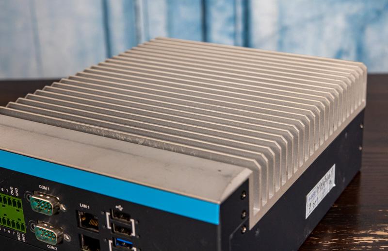 Advantech MIC 730AI Passive Heatsink