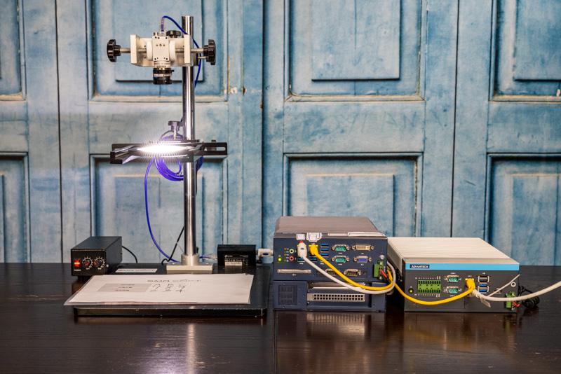 Advantech MIC 730AI Smasoft Demo