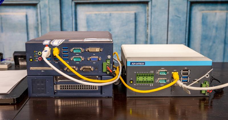Advantech MIC 7700 MIC 730AI
