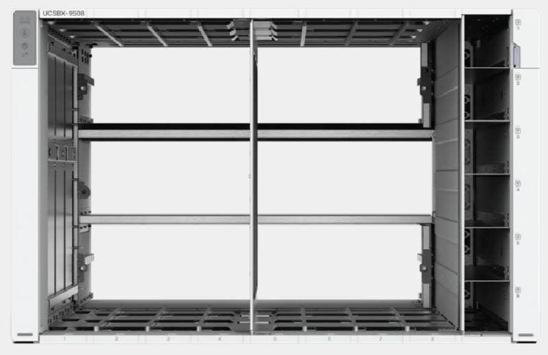 Cisco UCS UC SBX 9508 Chassis
