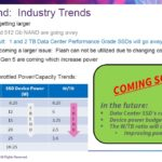 Facebook Datacenter Storage Trends 2020