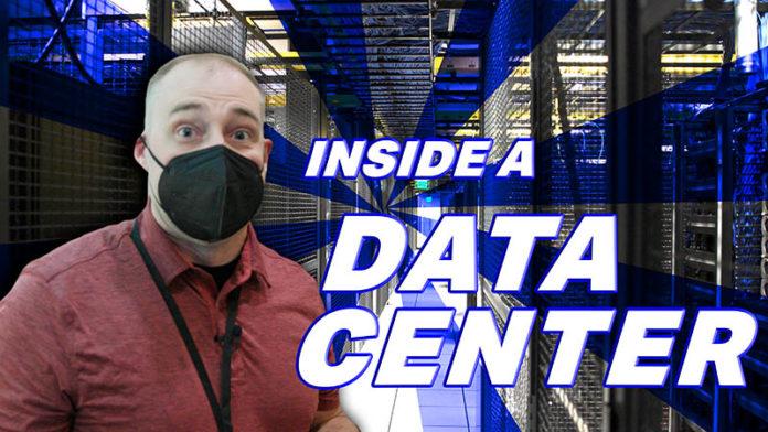 Inside A Data Center PhoenixNAP Phoenix Cover