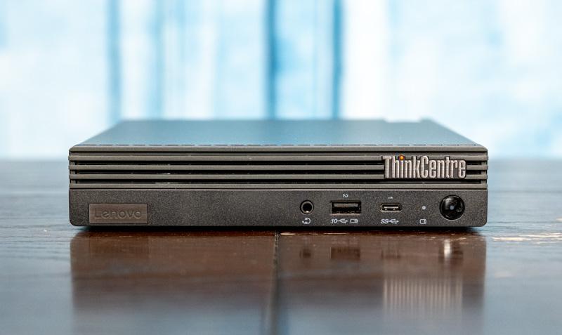 Lenovo ThinkCentre M80q Tiny Font