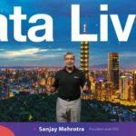 Micron Computex 2021 Keynote Sanjay Mehrotra