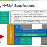 NVMe 2.0 Spec Refactoring