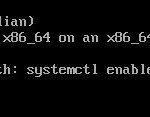 Rocky Linux 8.4 Login