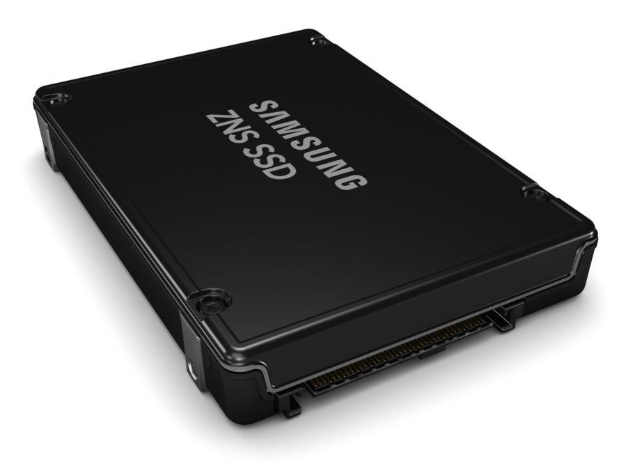 Samsung PM1731a ZNS SSD Three Quarter