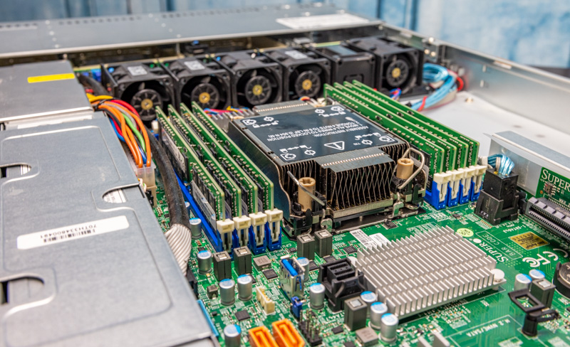 Supermicro SYS 510P WTR 3rd Gen Intel Xeon Scalable 1P