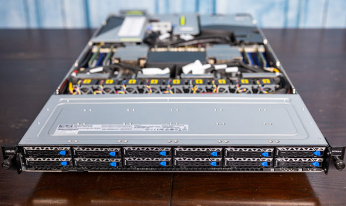 ASUS RS700 E10 RS12U Front