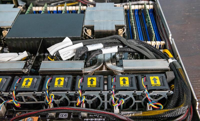 ASUS RS700 E10 RS12U Heatsink 1