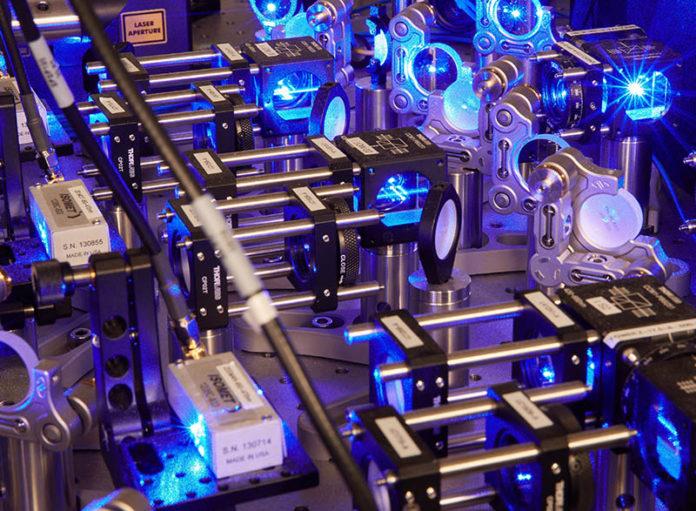 Atom Computing Cover