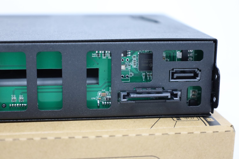 ICY DOCK MB902SPR B Rear
