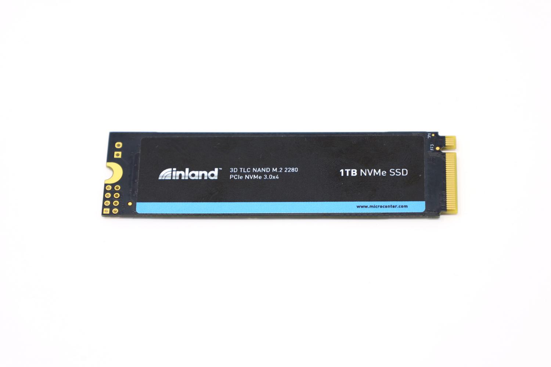 Inland Professional 1TB Post Cache Write Speed