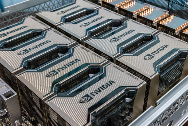 Inspur NF5488A5 NVIDIA HGX A100 8 GPU Assembly 8x A100 2