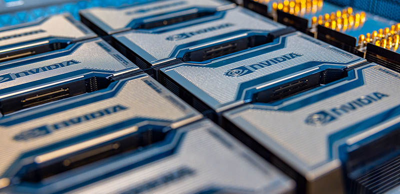 NVIDIA HGX A100 GPUs Small
