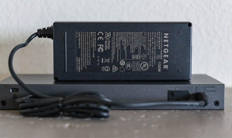 Netgear GS108PP Performance