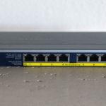 Netgear GS108PP Front