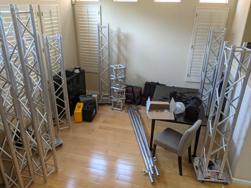 STH Blue Door Studio Apart Ready For Move To New Space