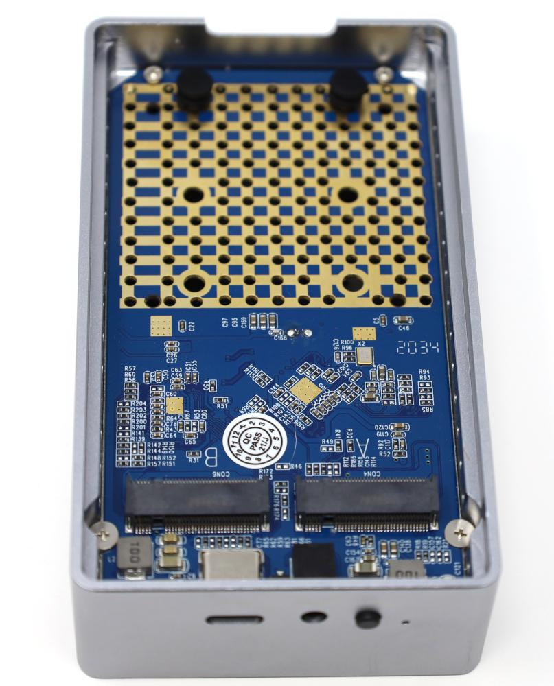 Sabrent EC SSD2 Interior