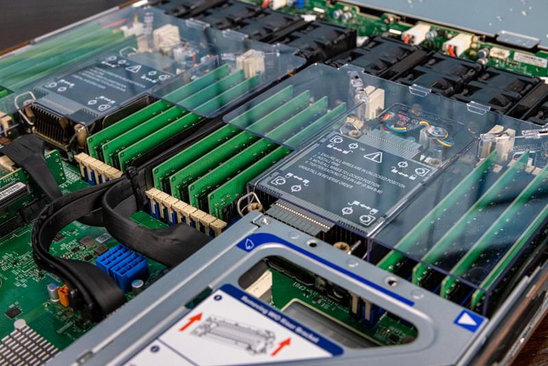 Supermicro SYS 120U TNR Dual Intel Xeon Ice Lake And 32x DIMMs