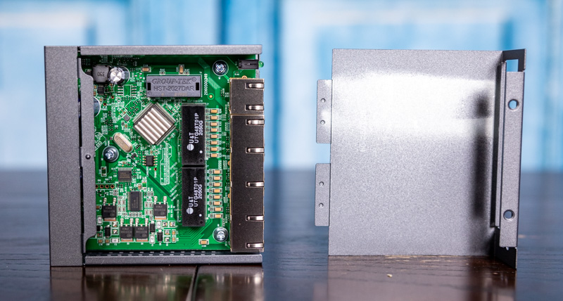 TP Link TL SG1005P Internal
