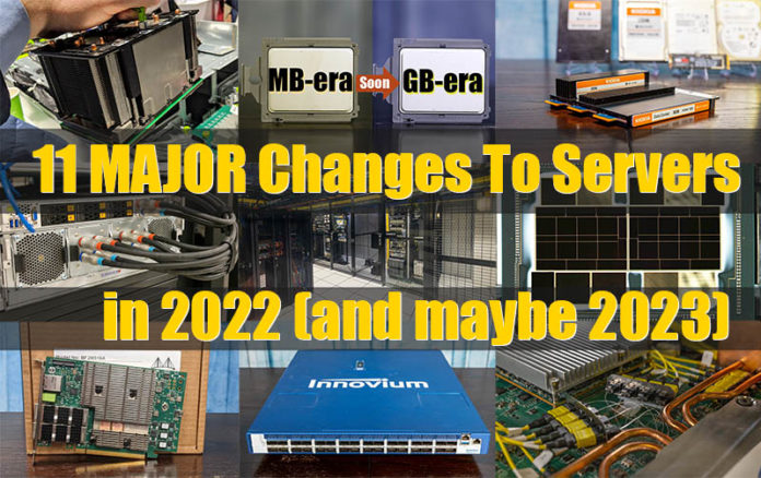 11 Major Changes To Servers In 2022 YT Web Cover