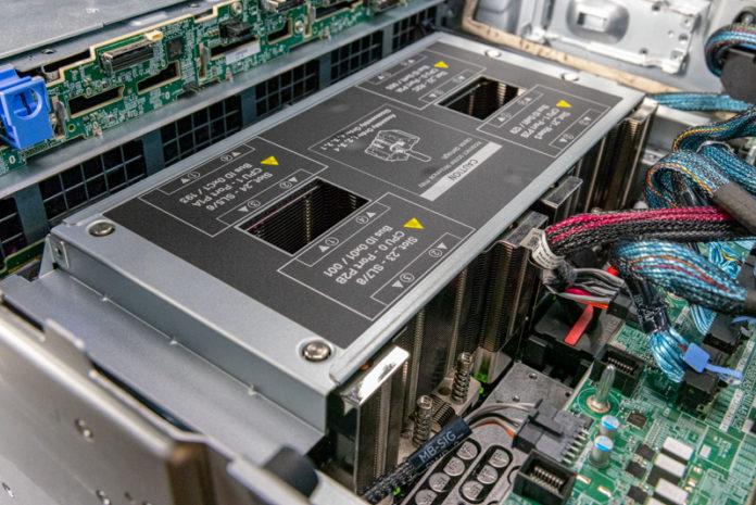 Dell EMC PowerEdge XE8545 NVIDIA Redstone 2