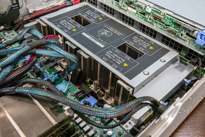 Dell EMC PowerEdge XE8545 NVIDIA Redstone 4