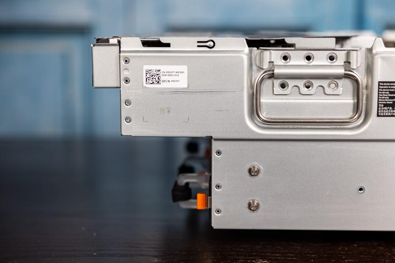 Dell EMC PowerEdge XE8545 Rear Overhang