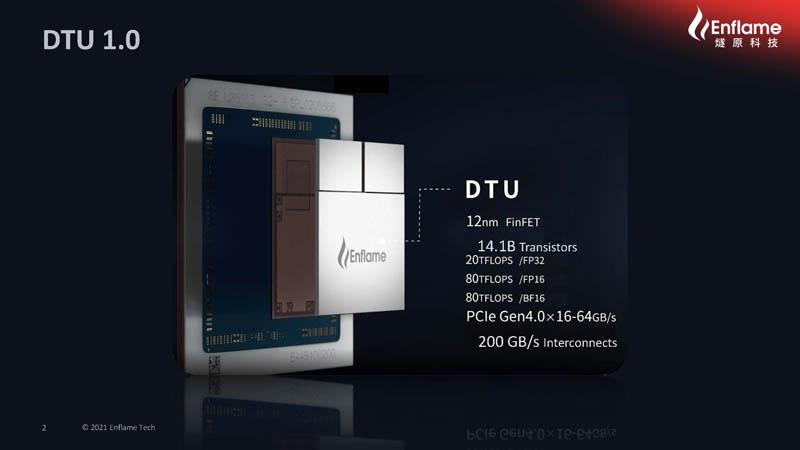 HC33 2021 Enflame AI Compute Chip DTU 1.0 1