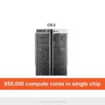 HC33 Cerebras WSE 2 CS 2 850000 Compute Cores Per Chip
