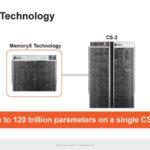 HC33 Cerebras WSE 2 MemoryX Technology