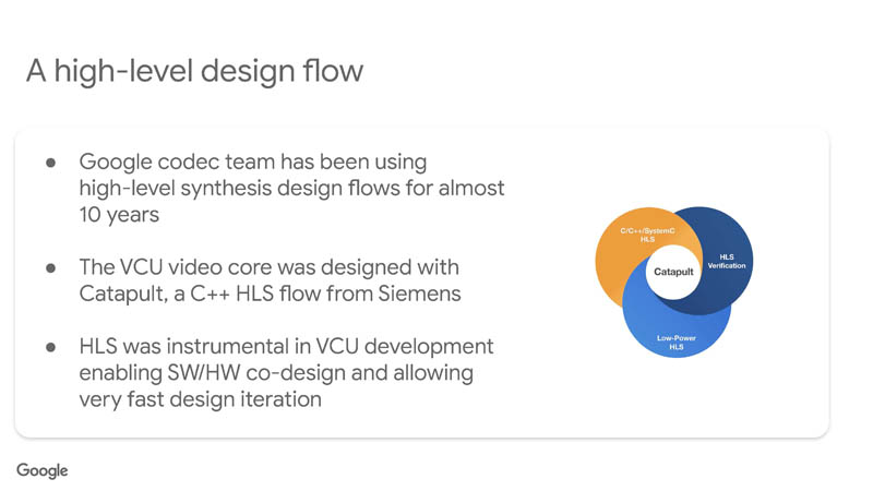 HC33 Google VCU Design Flow