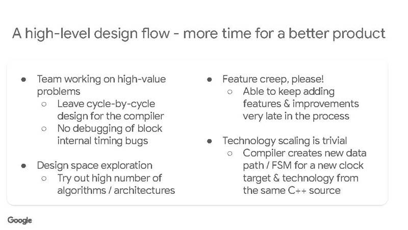 HC33 Google VCU Design By High Value Problems