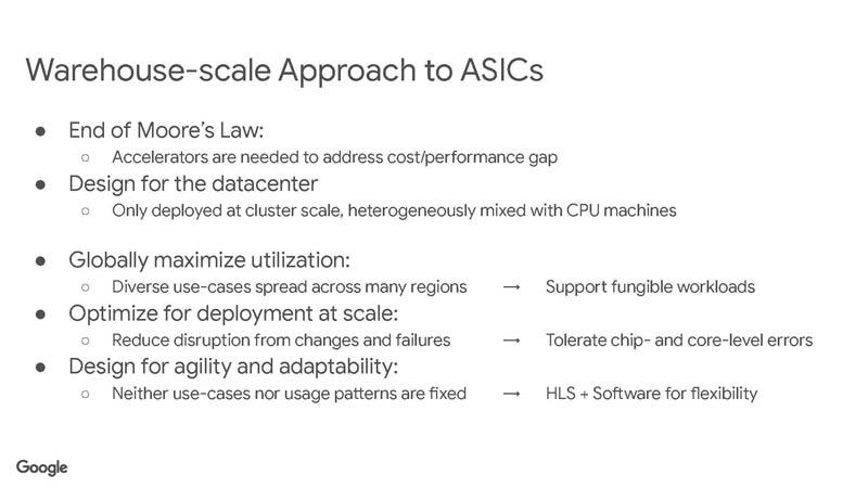 HC33 Google VCU Warehouse Scale ASICs