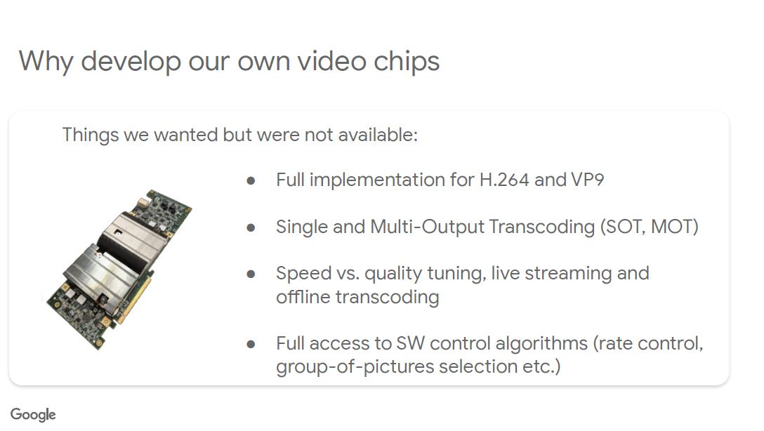 HC33 Google VCU Why Develop Own Video Chips Wants NA