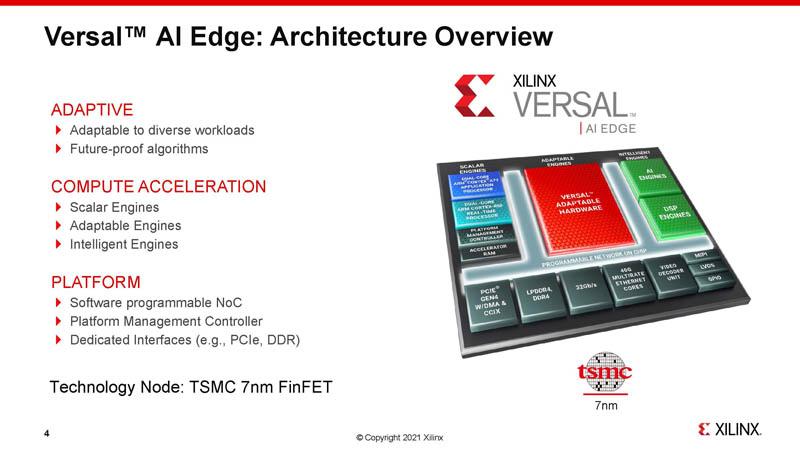 HC33 Xilinx 7nm AI Edge Processors Architecture Overview