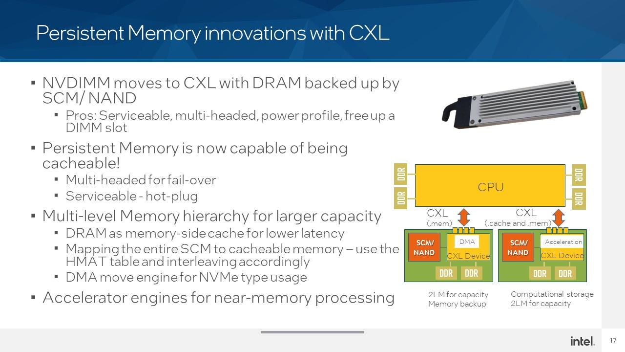 Intel Hot Interconnects 2021 CXL 8 Future Persistent Memory