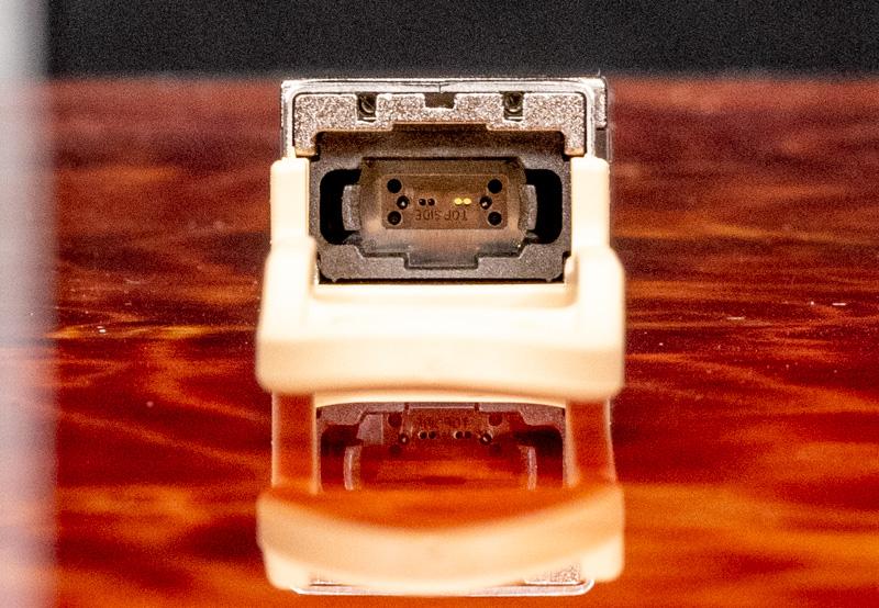 100GBASE SR4 Module Close