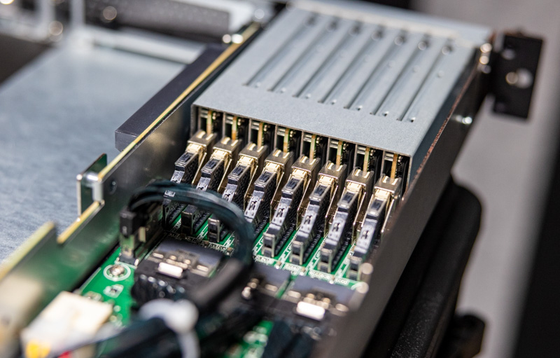 ASRock Rack 1U4G ROME EDSFF Connector 2