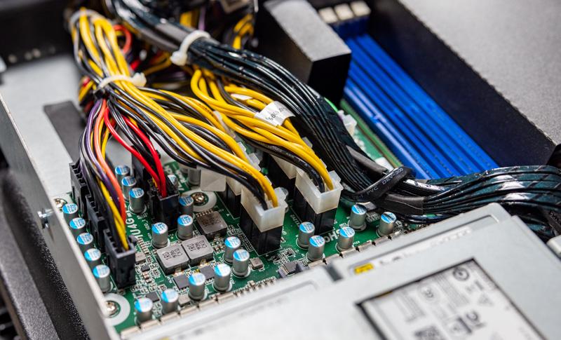 ASRock Rack 1U4G ROME Power Distribution Board