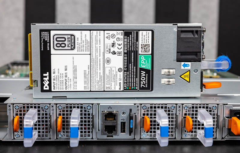 Dell EMC Networking S5148F ON 750W Power Supply