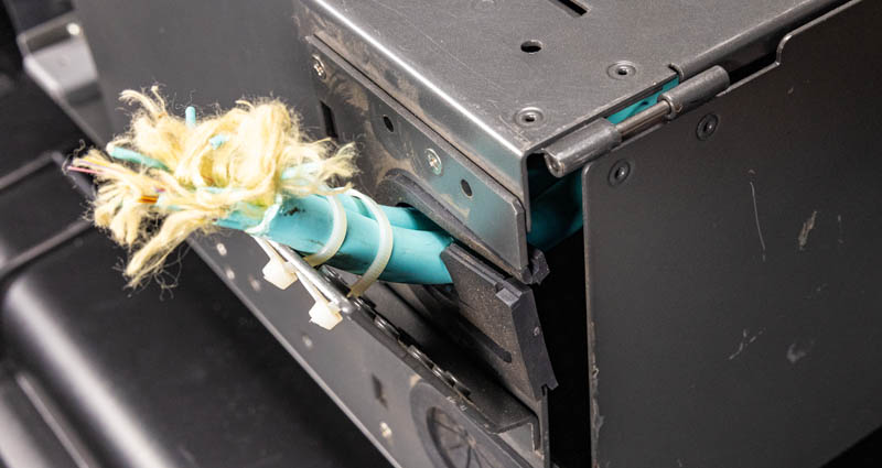 Fiber Optic Cassettes Corning CCH 04U 288 Fiber Input 2