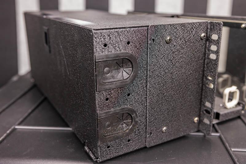 Fiber Optic Cassettes Corning CCH 04U Newer Fiber Input