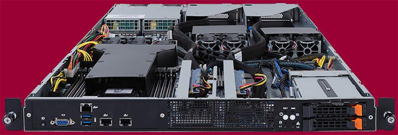 Gigabyte G182 C20 1U Threadripper Workstation 1U Server