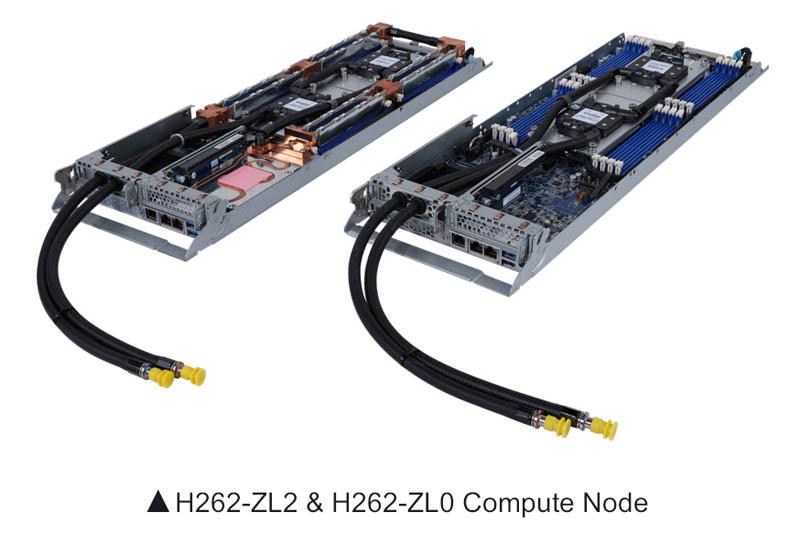 Gigabyte H262 ZL0 Compute Node