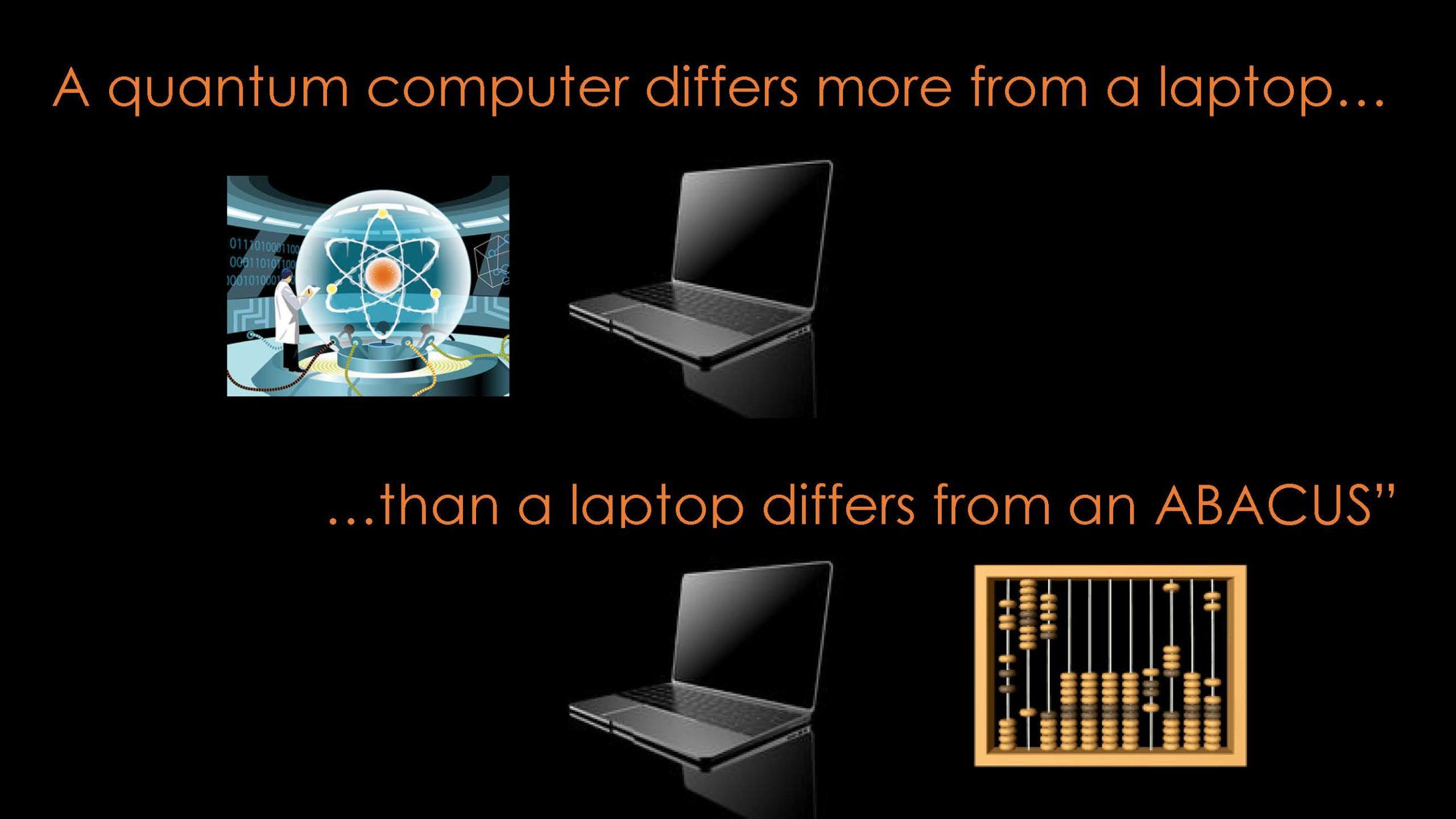 HC33 IonQ Quantum Computing Quantum Different Than Laptop